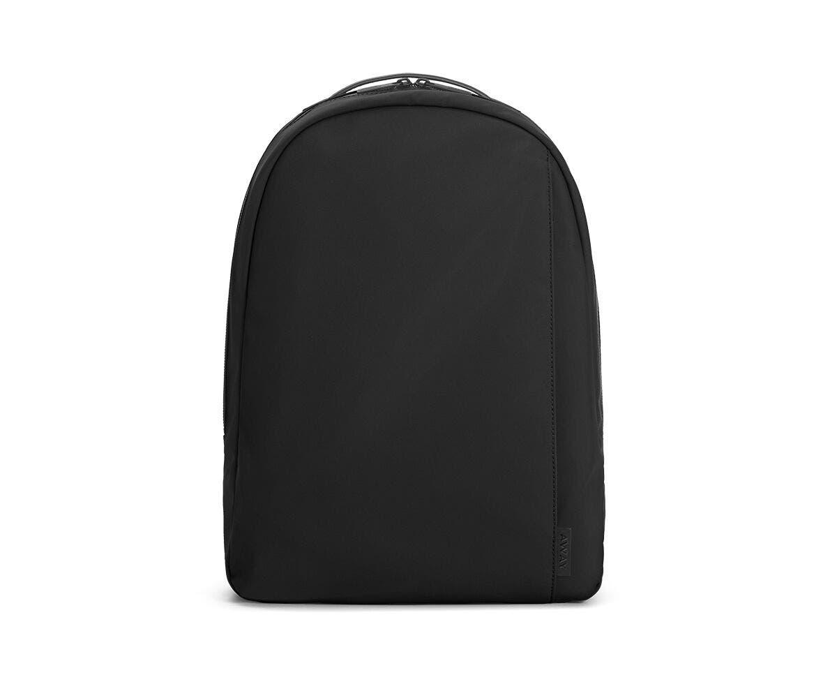 The Daypack in Black Nylon