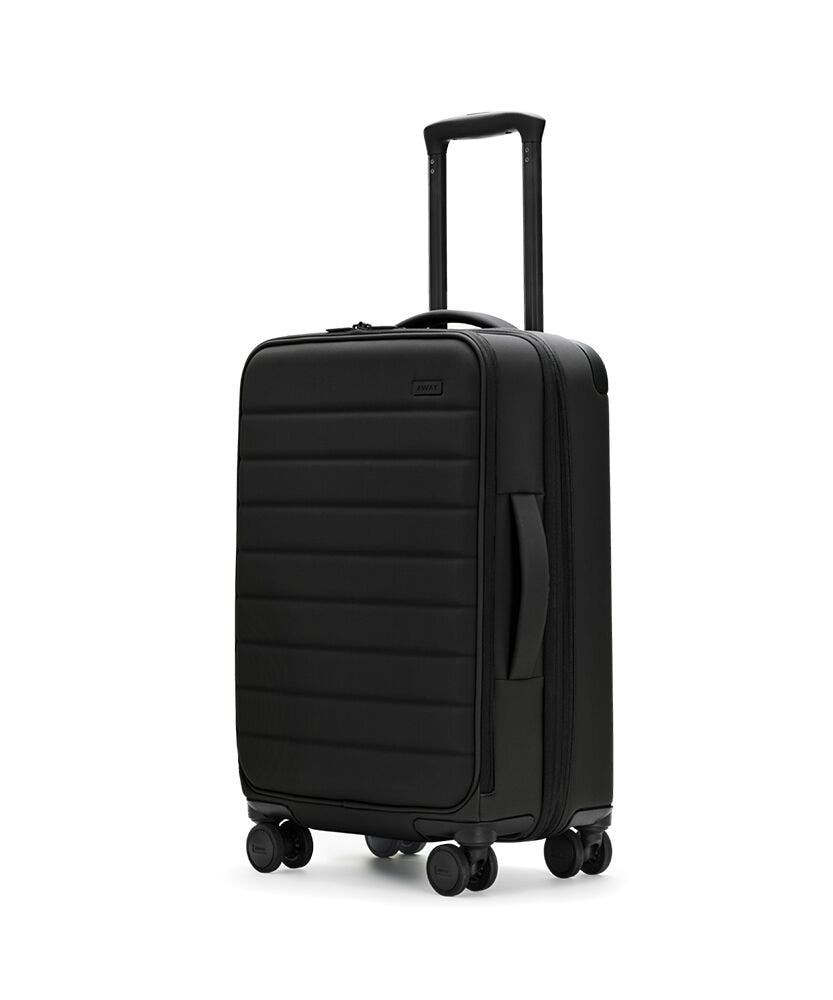 The Expandable Carry-On in Black