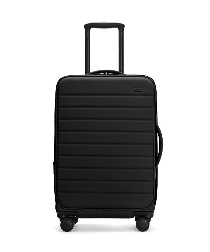 The Expandable Bigger Carry-On in Black