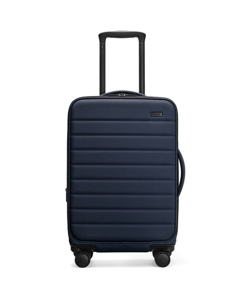 The Expandable Carry-On in Navy
