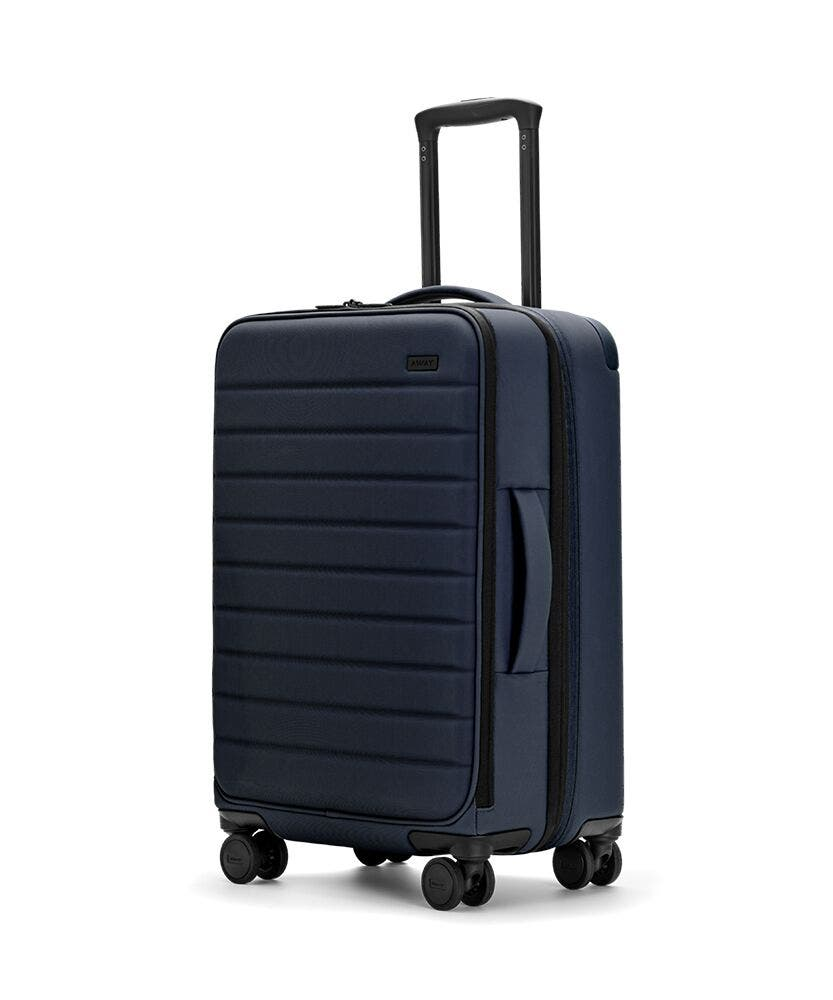 The Expandable Bigger Carry-On in Navy