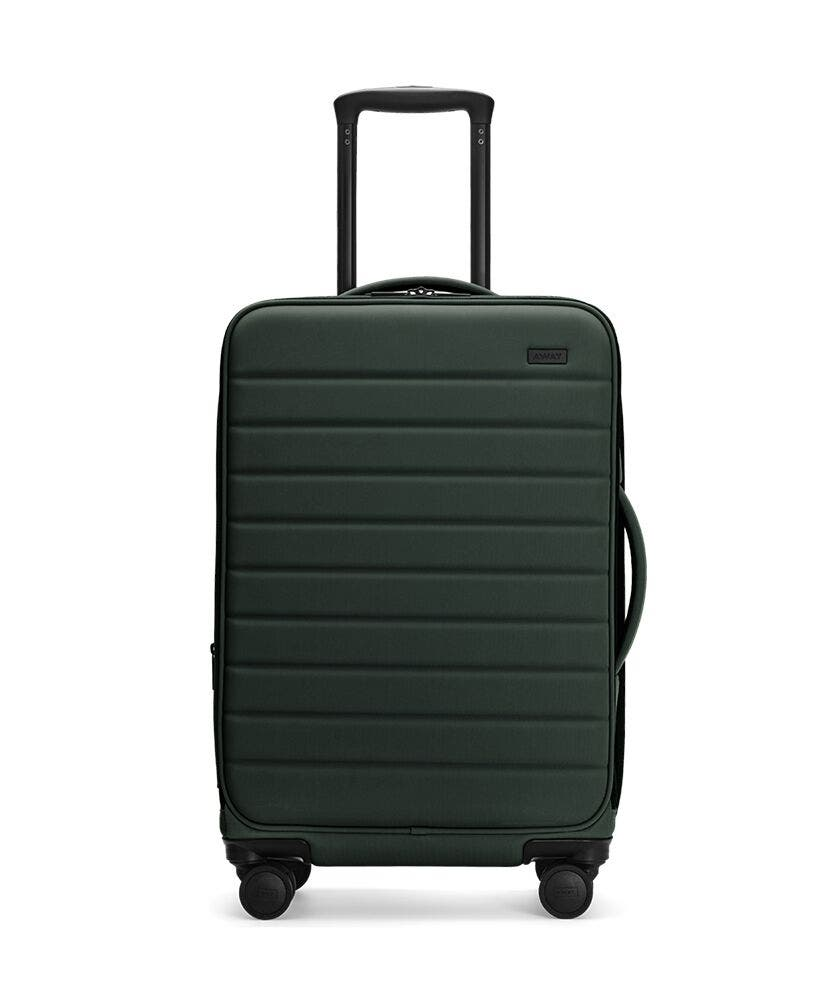 The Expandable Bigger Carry-On in Green
