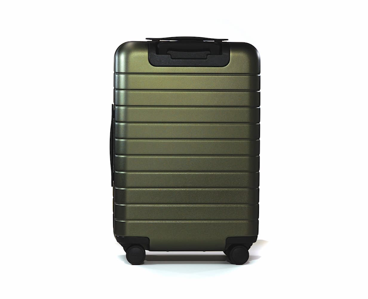 The Bigger Carry-On without battery in Jade