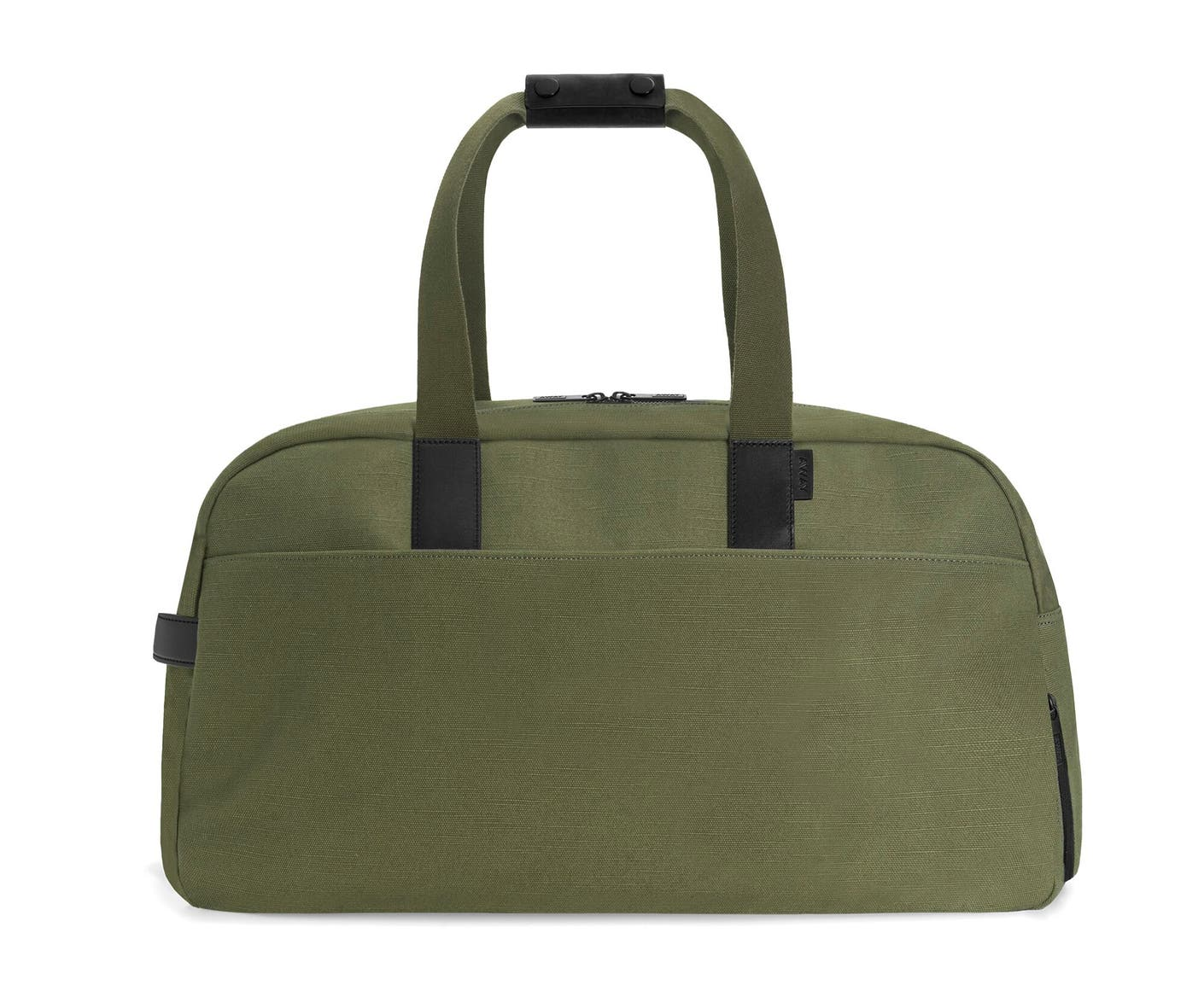 The Weekender in Olive canvas