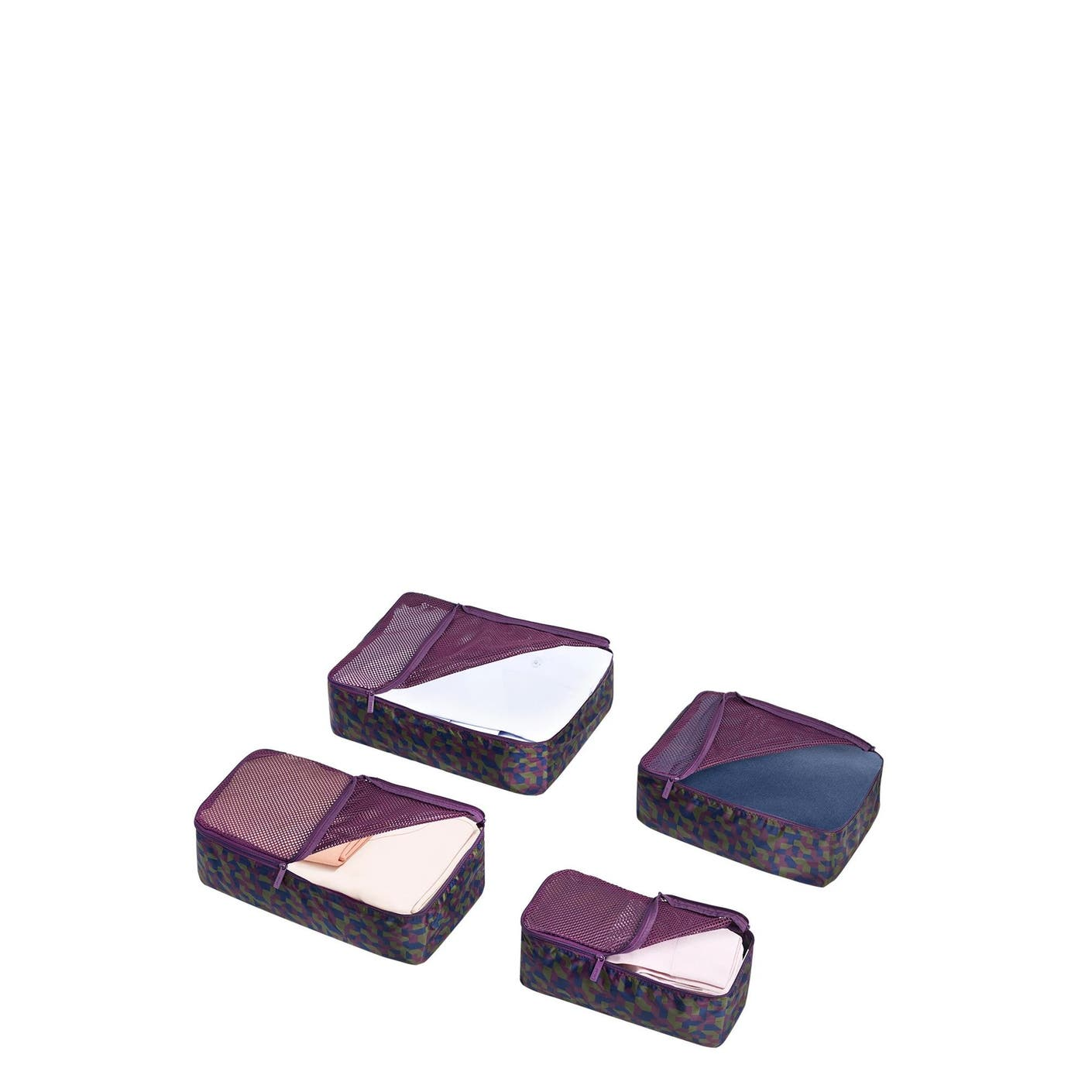 The Insider Packing Cubes (Set of 4)