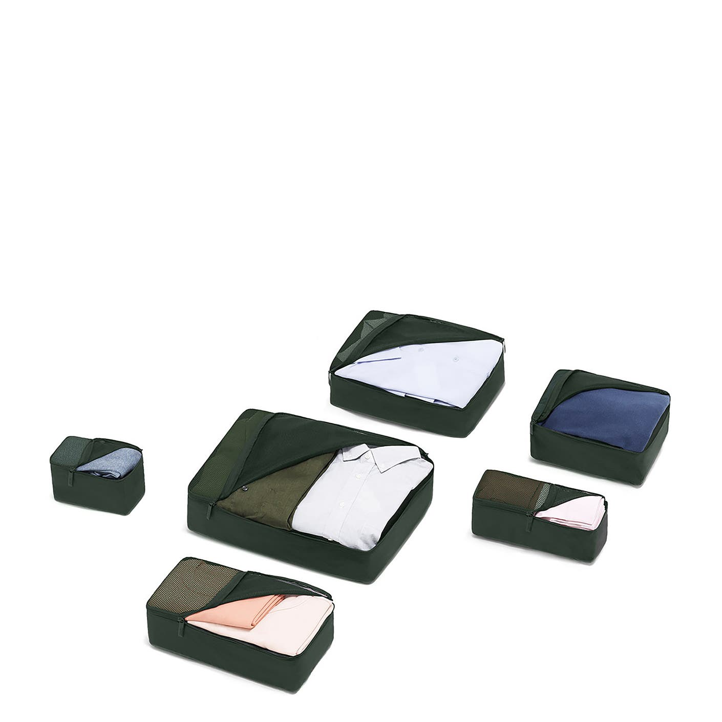 The Insider Packing Cubes (Set of 6)