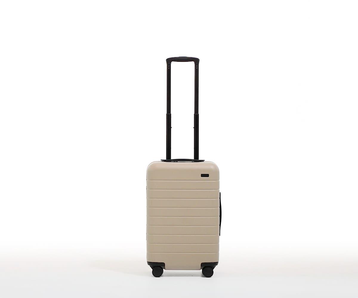 The Everywhere Bag in Sand nylon